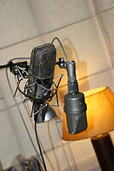 Best Microphone Studio Paris